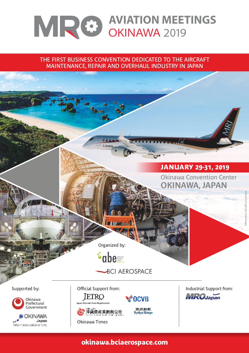 Download the MRO Aviation Meetings Okinawa Brochure